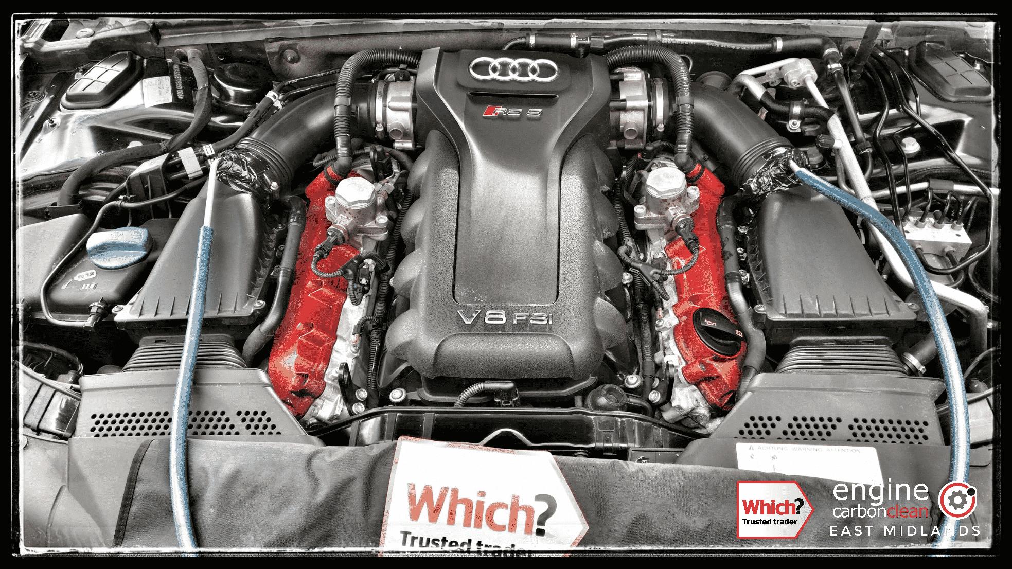2010 Audi RS5 4.2 V8 on 25.965 miles