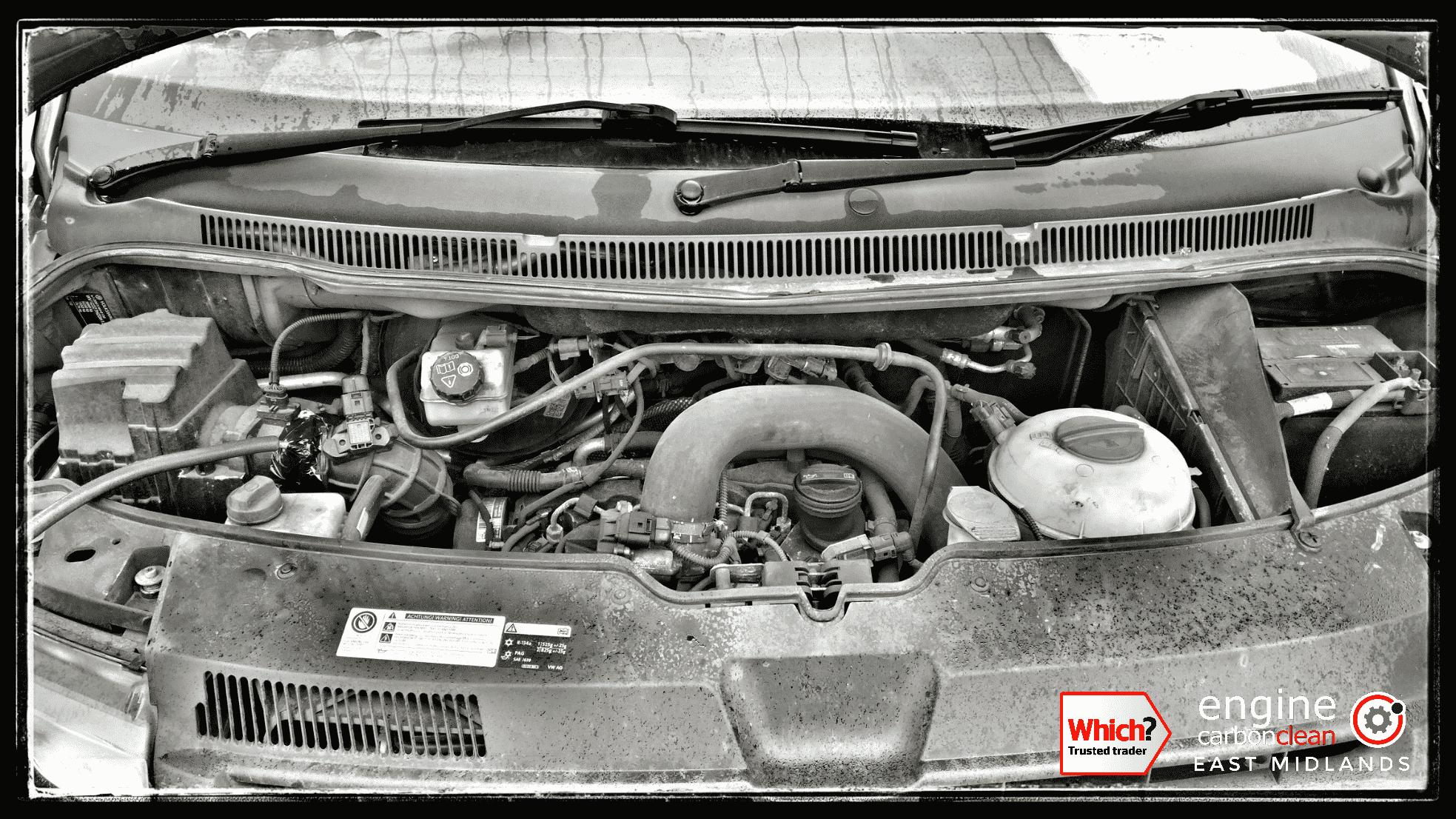 VW Transporter (2013 - 95,237 miles)