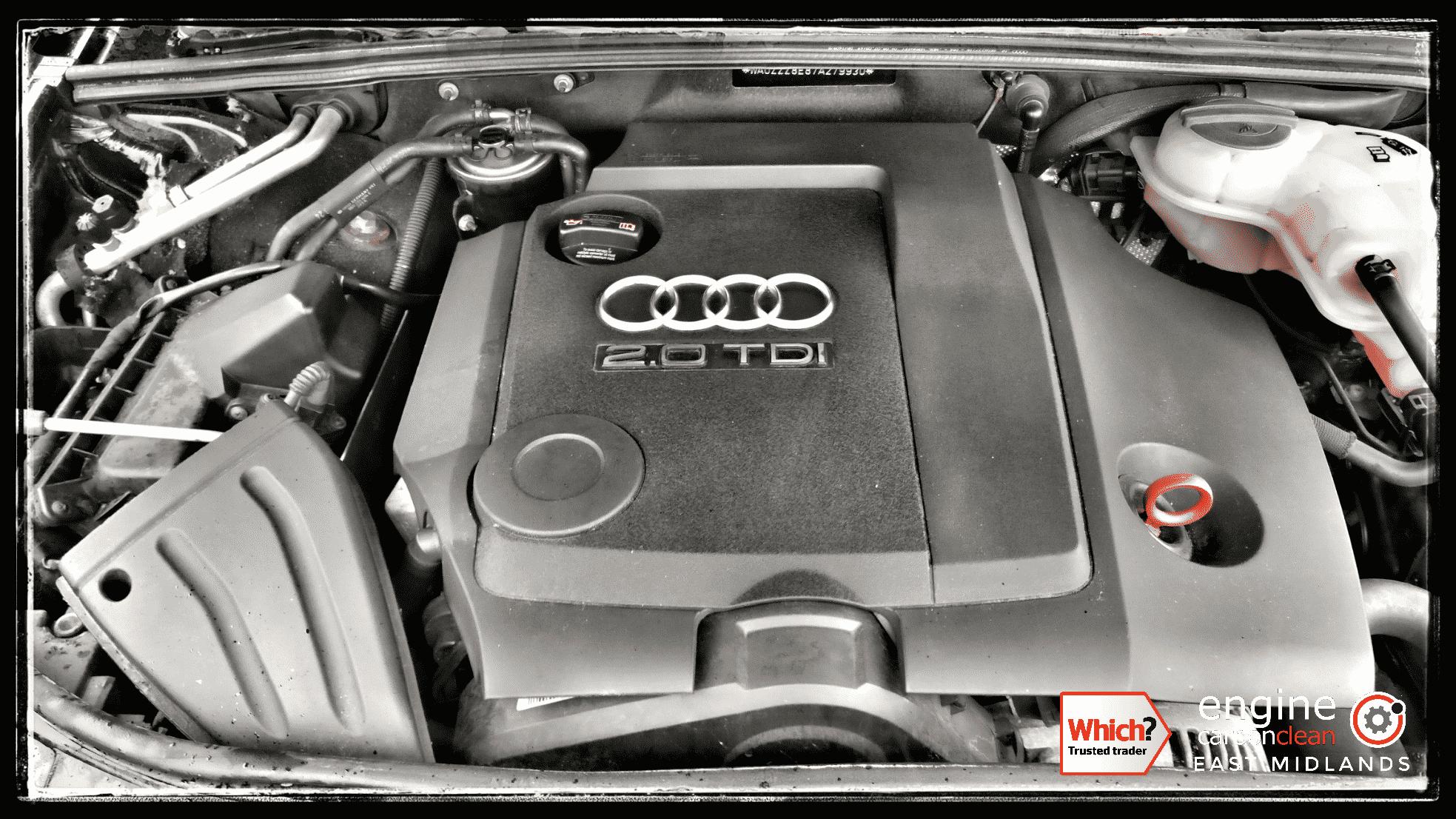 Audi A4 2.0 TDI (2007 - 90,277)