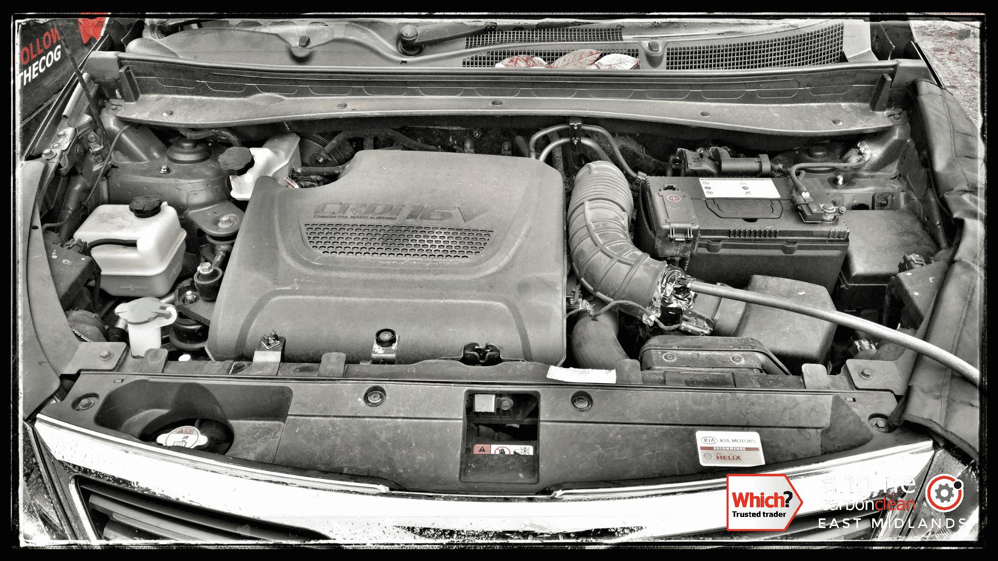 Kia Sportage (2012 - 92,374 miles)