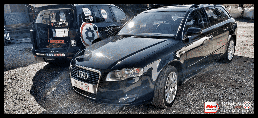 Thermostat and Engine Mounts produce chugging and smoke - Diagnostic Consultation on an Audi A4 1.9 TDI (2007 - 164,260 miles)