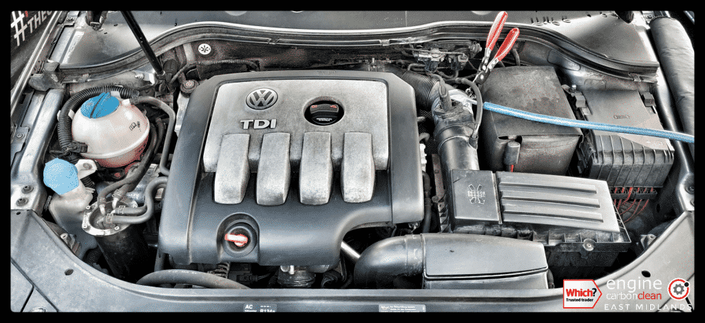Just bought a vehicle? Diagnostic and Engine Carbon Clean - VW Passat 2.0 TDI (2008 - 89,807 miles)