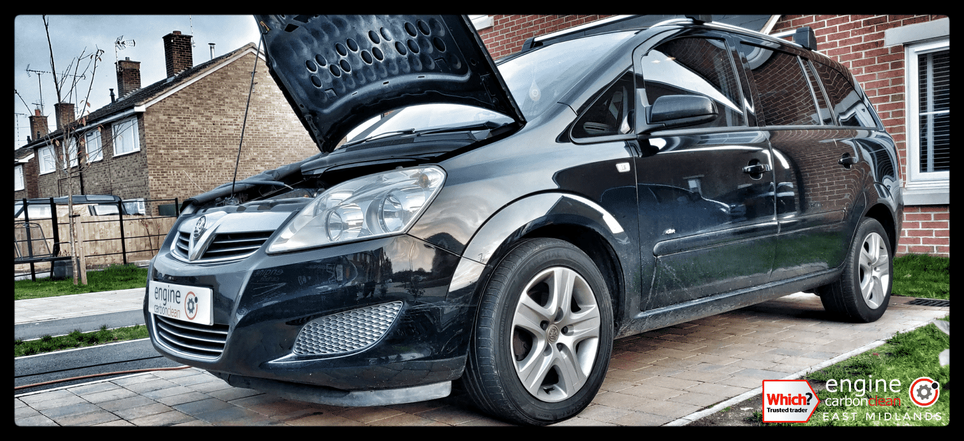 Diagnostic consultation and Engine Carbon Clean - Vauxhall Zafira 1.6 petrol (2010 - 139,614 miles)