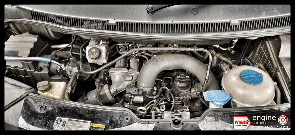 Diagnostic Consultation and Engine Carbon Clean - VW Transporter 2.0 TDI (2014 - 92,929 miles)