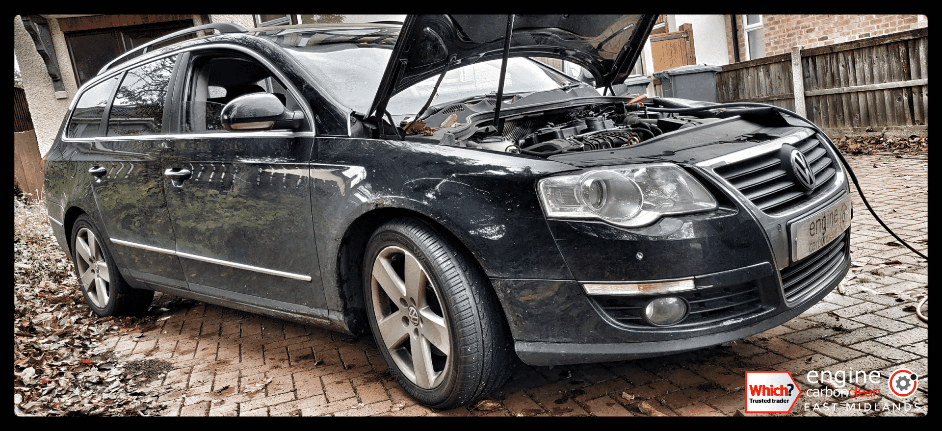 Diagnostic Consultation and Engine Carbon Clean - VW Passat 2.0 TDI (2007 - 121,992 miles)