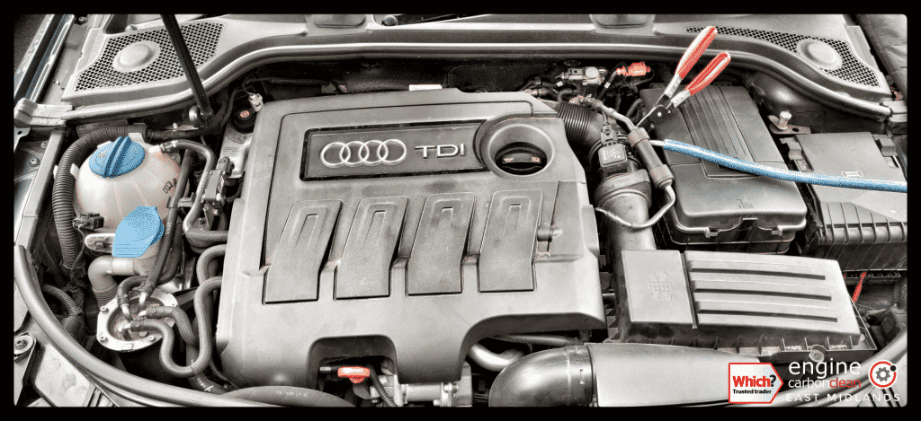 Diagnostic Consultation and Engine Carbon Clean - Audi A3 1.6 TDI (2011 - 114,076 miles)