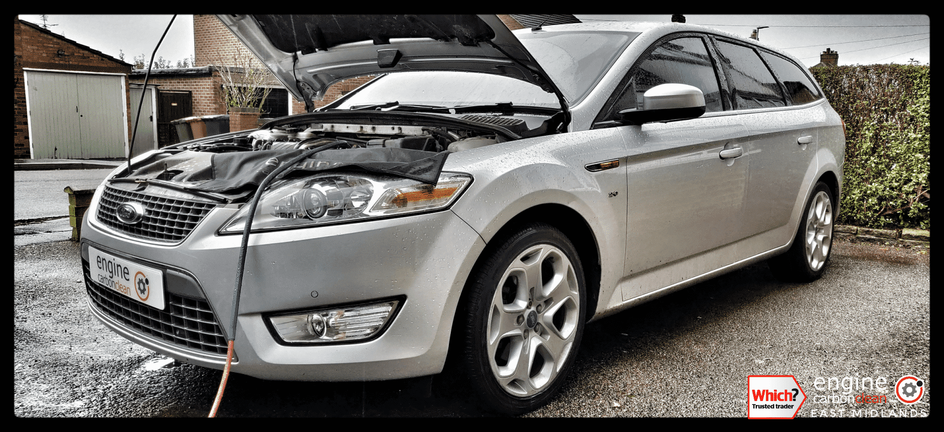 Diagnostic Consultation and Engine Carbon Clean - Ford Mondeo 2.0 TDCi (2009 - 139,366 miles)
