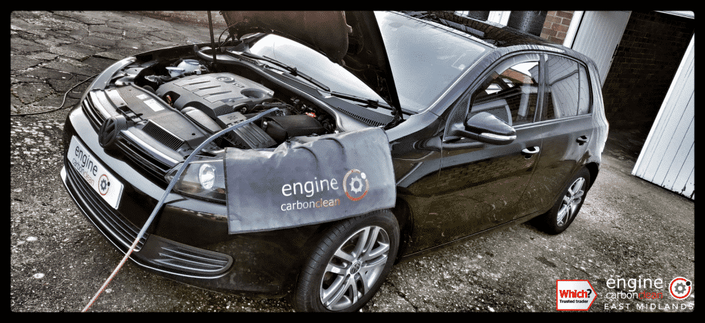 Diagnostic Consultation and Engine Carbon Clean - VW Golf 1.6 TDI (2007 - 104,512 miles)