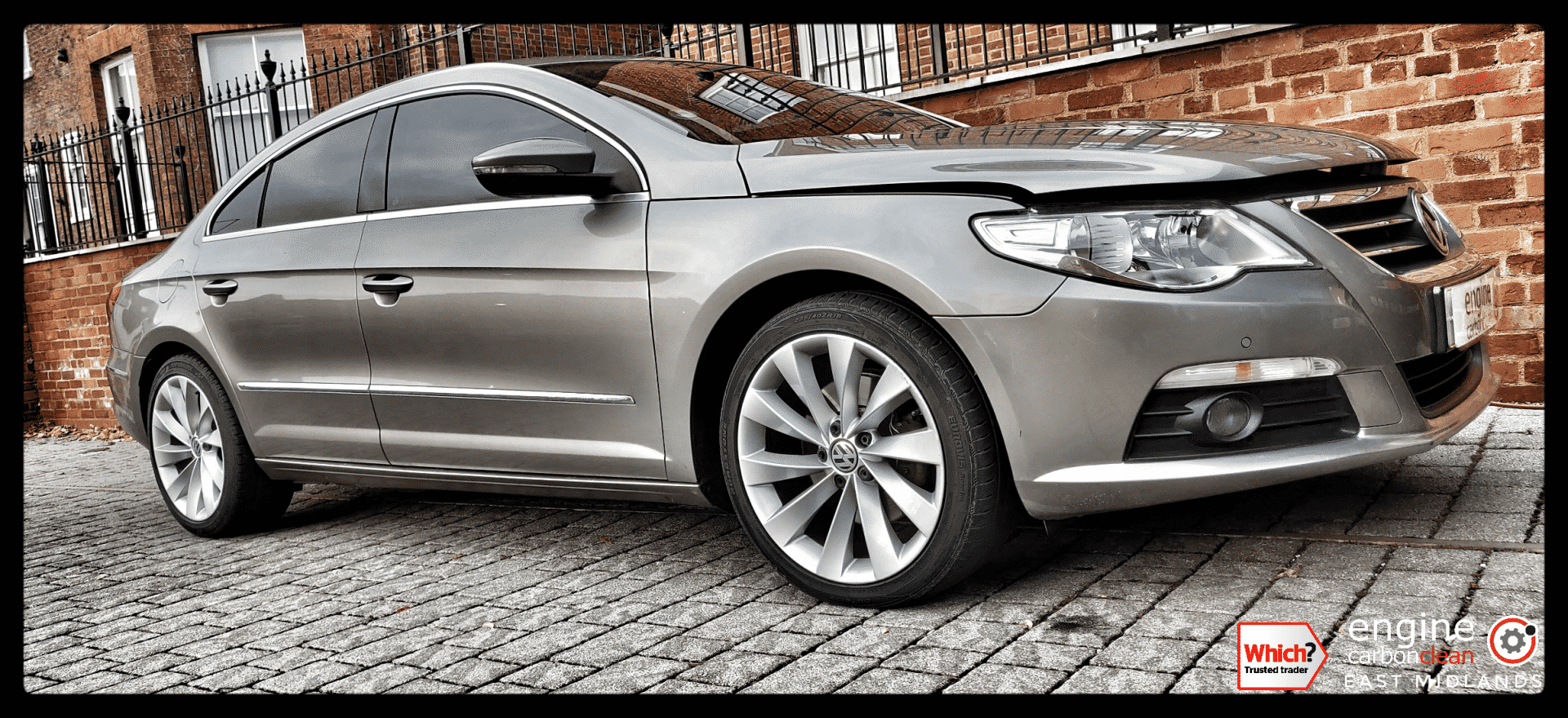Diagnostic Consultation and Engine Carbon Clean - VW Passat CC 2.0 TDI (2010 - 79,404 miles)