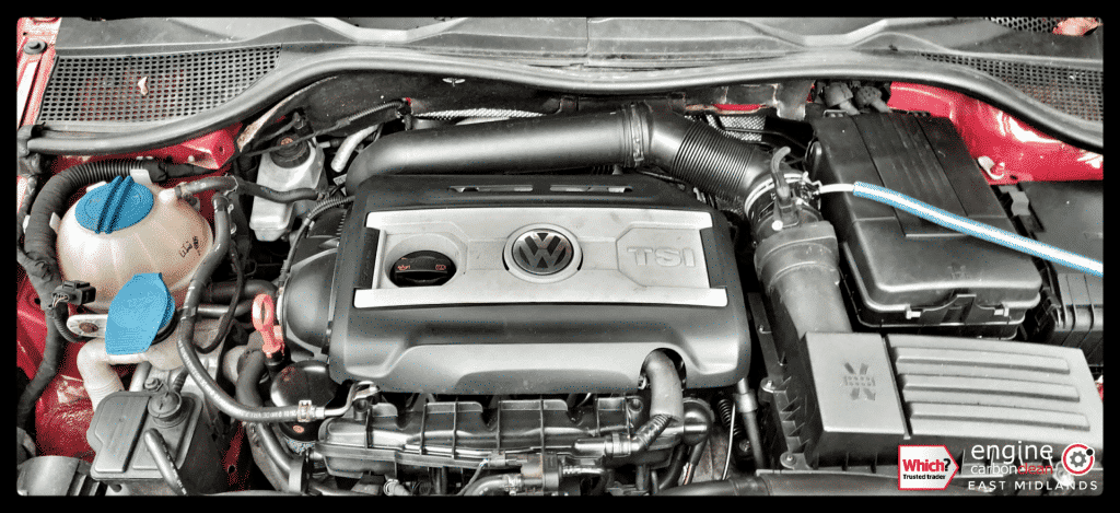 Diagnostic Consultation and Engine Carbon Clean – VW Scirocco 2.0 Petrol (2009 – 76,943 miles)