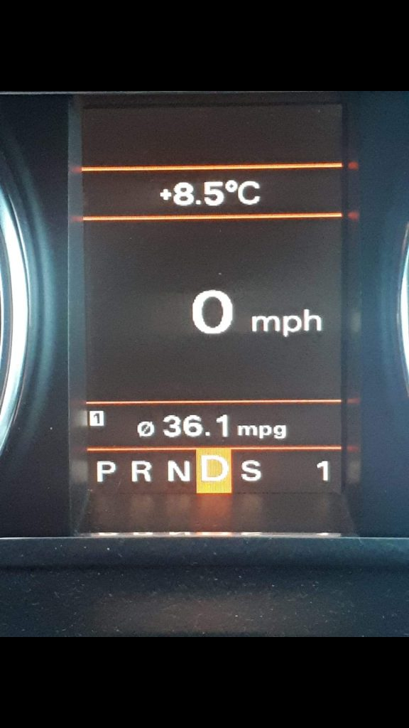 Poor MPG? Diagnostic Consultation and Engine Carbon Clean - Audi Q7 3.0 TDI (2008 - 169,720 miles)