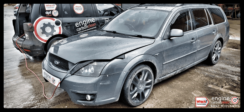 Diagnostic Consultation and Engine Carbon Clean - Ford Mondeo 2.0 TDCi (2004 - 155,185 miles)
