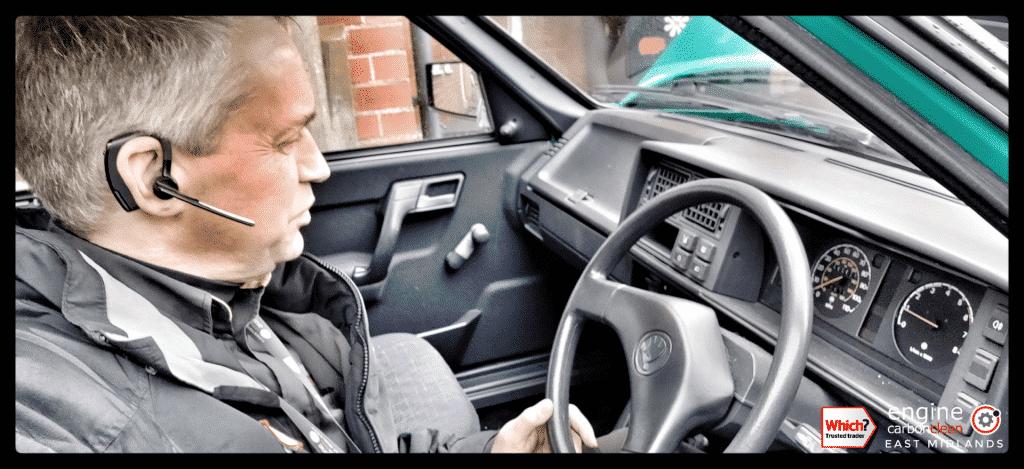 Engine Carbon Clean on a Skoda Fabia 1.3 petrol (1995 - 92,922 miles)