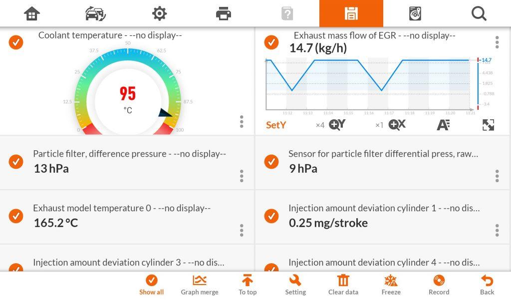 Diagnostic Consultation and Engine Carbon Clean - Audi Q3 2.0 TDI (2014 - 54,618 miles)