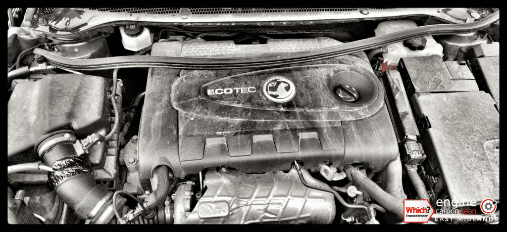 Diagnostic Consultation and Engine Carbon Clean on a Vauxhall Astra 2.0 CDTI (2010 - 45,321 miles)