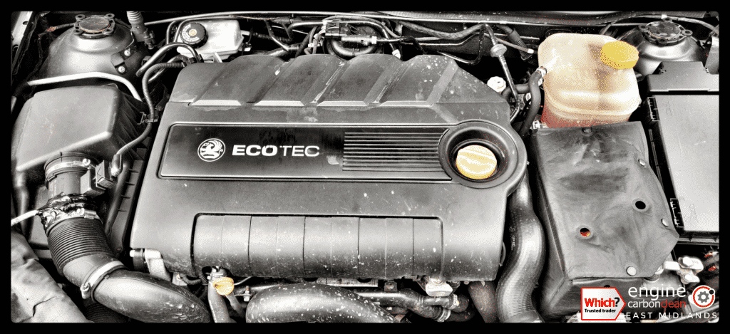 Diagnostic Consultation and Engine Carbon Clean on a Vauxhall Astra 1.9 CDTi (2007 - 133,537 miles)