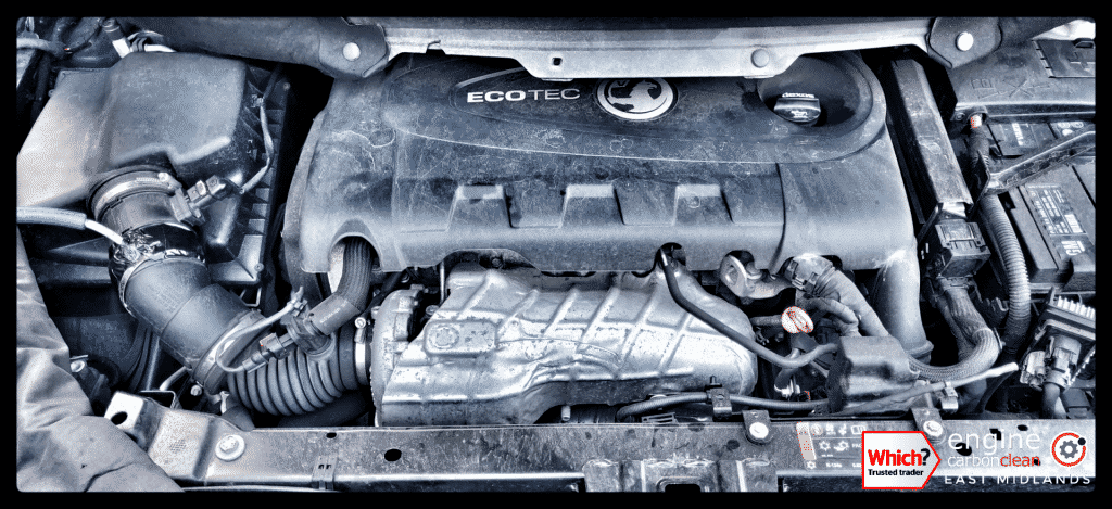 Diagnostic Consultation and Engine Carbon Clean on a Vauxhall Zafira 2.0 CDTI (2013 - 63,322 miles)