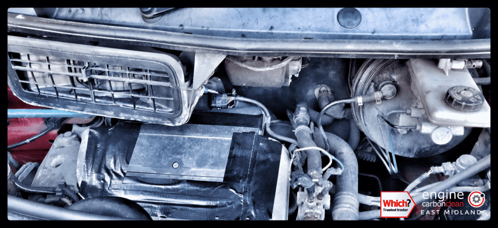 Diagnostic Consultation and Engine Carbon Clean on a Nissan Primastar 1.9 (2006 - 177,252 miles)
