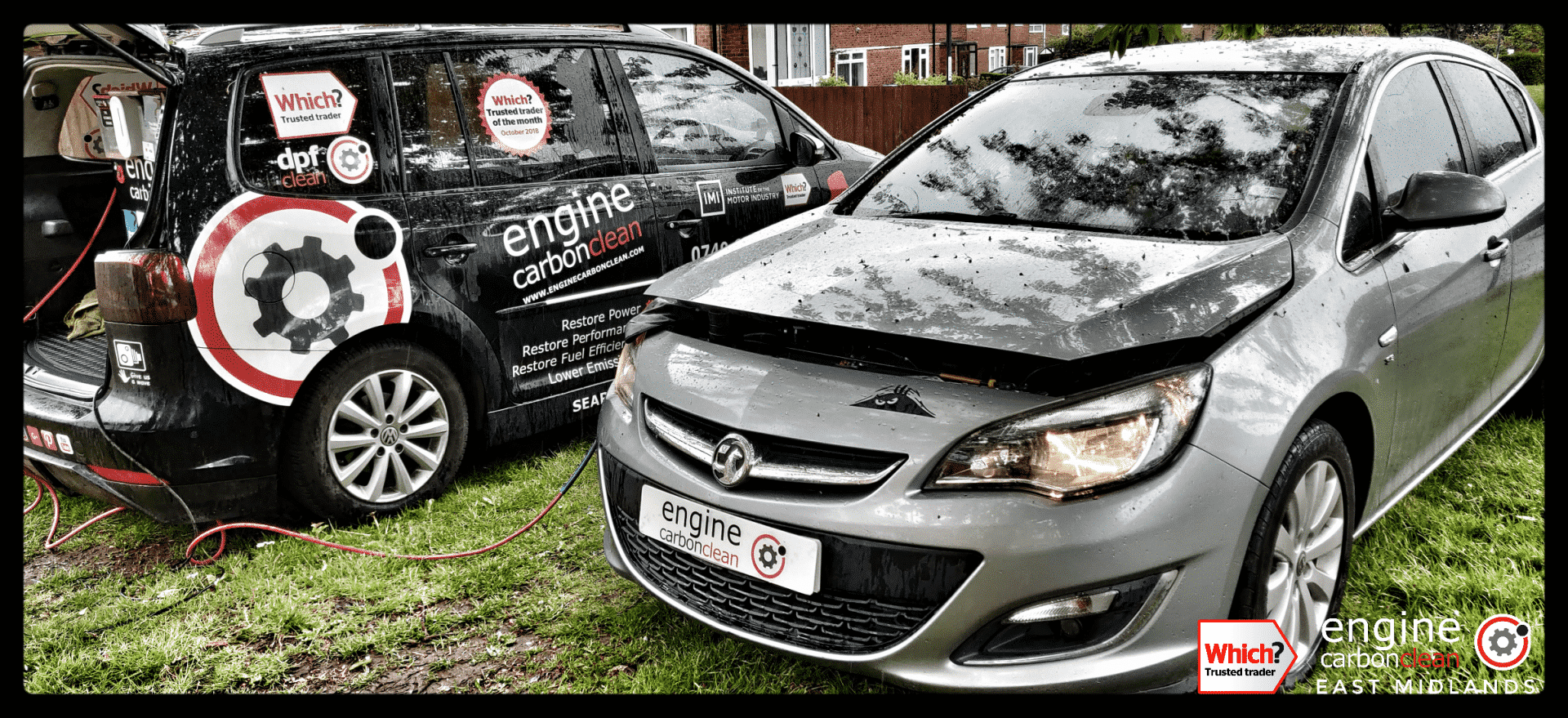 Diagnostic Consultation and Engine Carbon Clean on a Vauxhall Astra 1.7 CDTI with a sticking turbo (2012 - 114,172 miles)