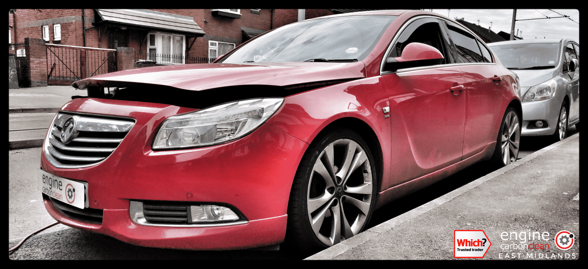 DPF issues from a failing pressure sensor on this Vauxhall Insignia 2.0 TDCI (2013 – 113,446 miles)