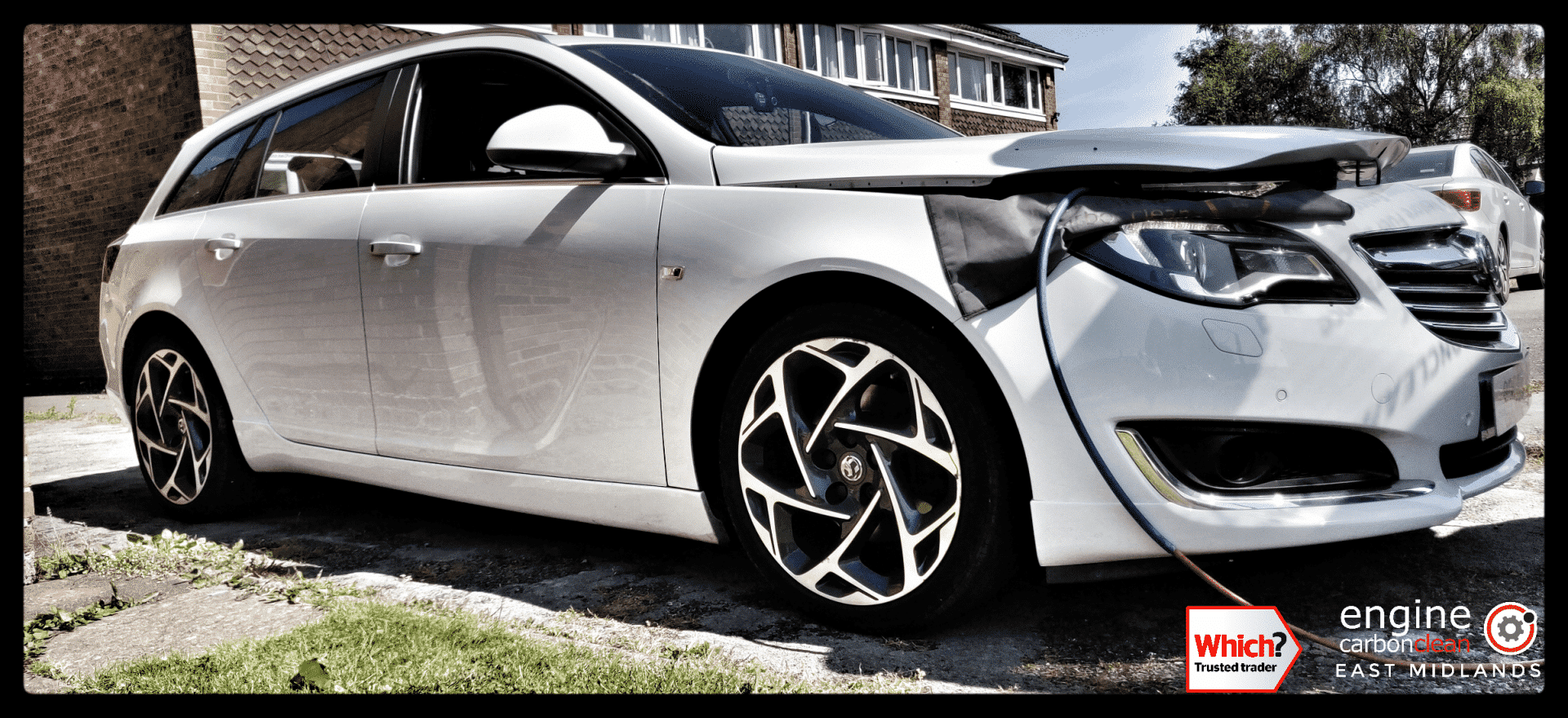 Diagnostic Consultation and Engine Carbon Clean on a Vauxhall Astra GTC 2.0 (2015 - 84,341 miles)