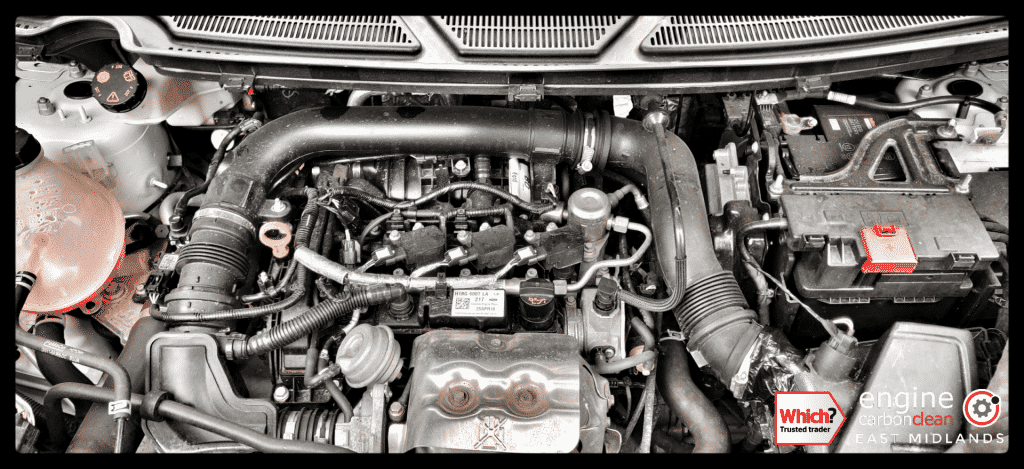 Diagnostic Consultation and Engine Carbon Clean on a Ford Ecoboost 1.0 (2018 - 25,760 miles)