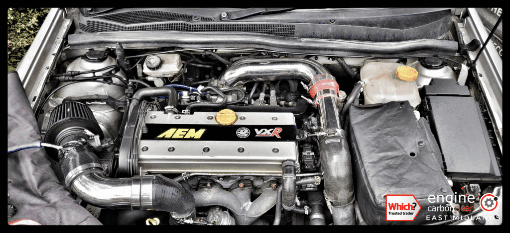 Diagnostic Consultation and Engine Carbon Clean on a Vauxhall Astra VXR 2.0 (2007 - 102,769 miles)
