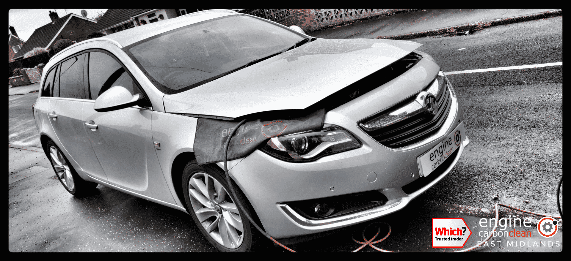 Diagnostic Consultation and Engine Carbon Clean - Vauxhall Insignia 2.0 CDTI (2017 - 55,311 miles)