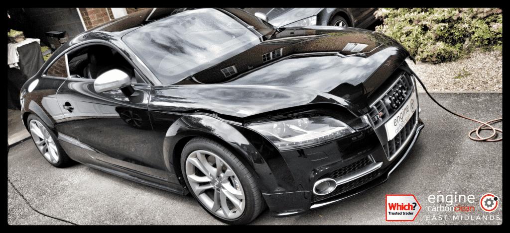 Diagnostic Consultation and Engine Carbon Clean - Audi TTS 2.0 Petrol (2009 - 97,333 miles)