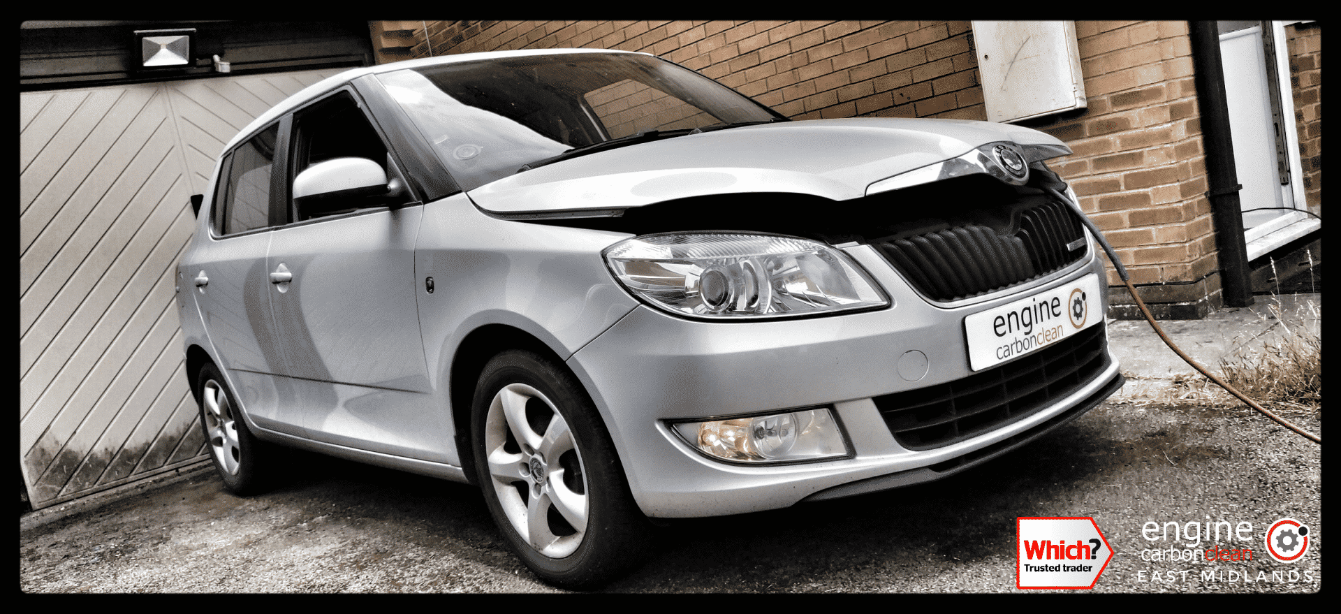 Turbo Boost Sensor and thermostat issues on this Skoda Fabia 1.2 (2012 - 112,944 miles)