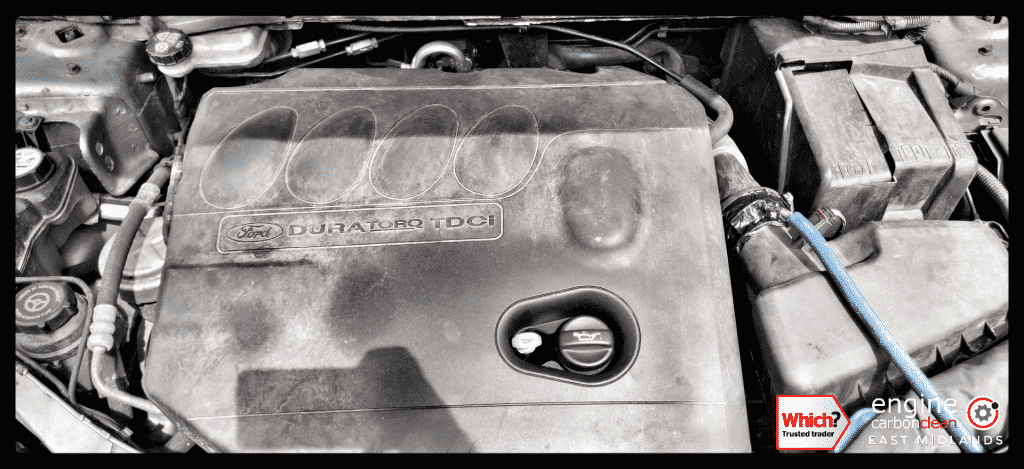 DPF issues: thermostat and pressure sensor on a Ford Mondeo 2.0 (2010 - 130,375 miles)