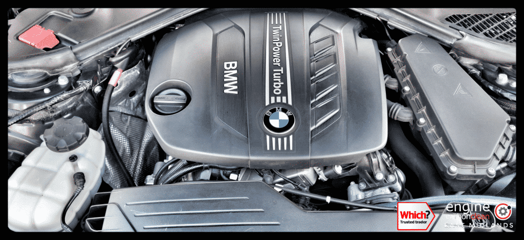 Restored fuel economy on this BMW 118d (2013 - 90,380 miles)