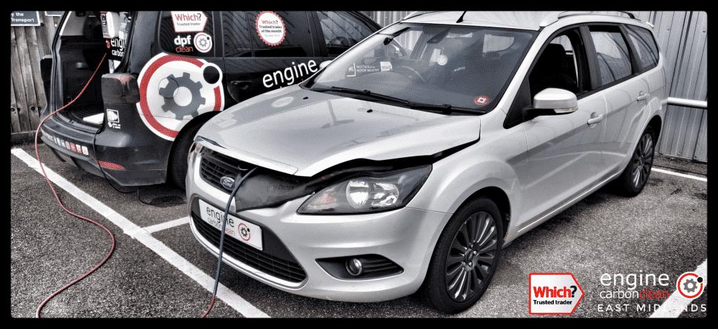 Diagnostic consultation and Engine Carbon Clean - Ford Focus 2.0 TDCi (2009 - 114,386 miles)