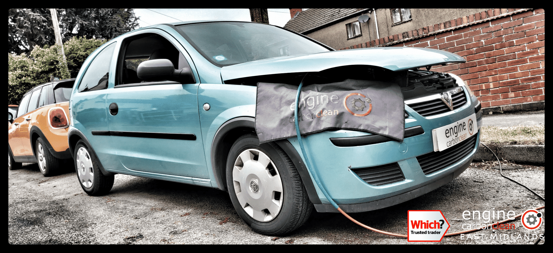 Diagnostic Consultation and Engine Carbon Clean - 17 yr old Vauxhall Corsa 1.0 petrol (85,603miles)