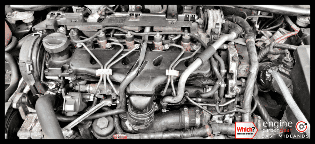 Diagnostic Consultation and Engine Carbon Clean on a Volvo XC90 (2009 - 179,939 miles)