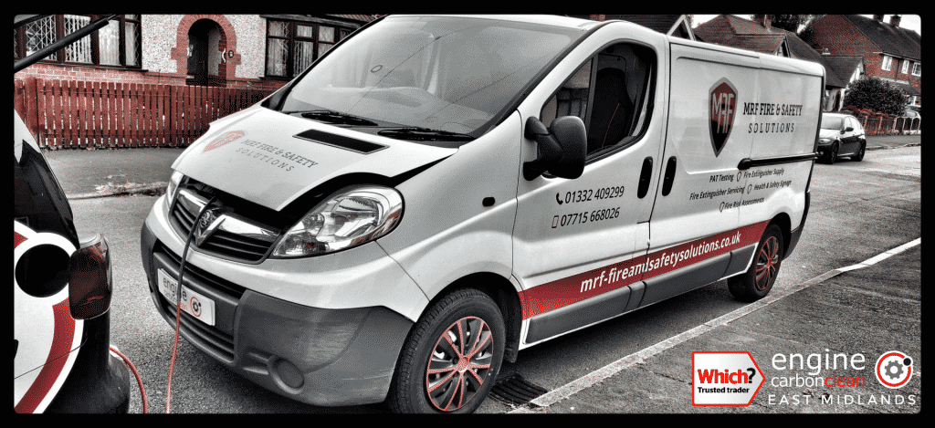 Diagnostic Consultation and Engine Carbon Clean - Vauxhall Vivaro (2013 - 146,913 miles)
