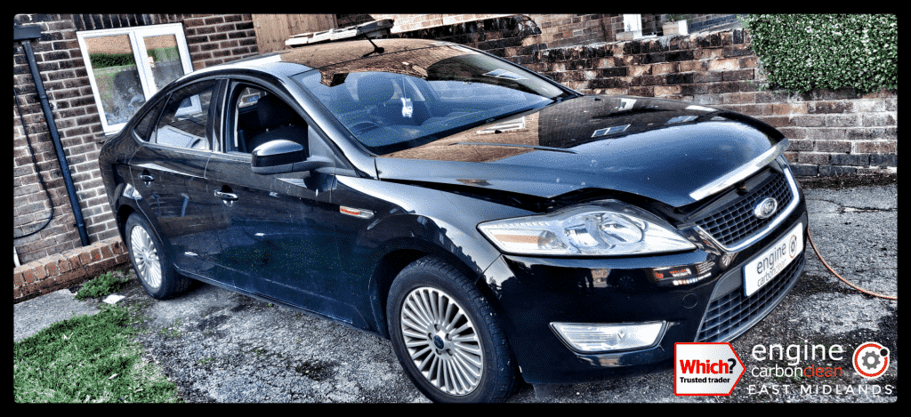 Diagnostic Consultation and Engine Carbon Clean - Ford Mondeo 2.0 TDCi (2008 - 106,780 miles)